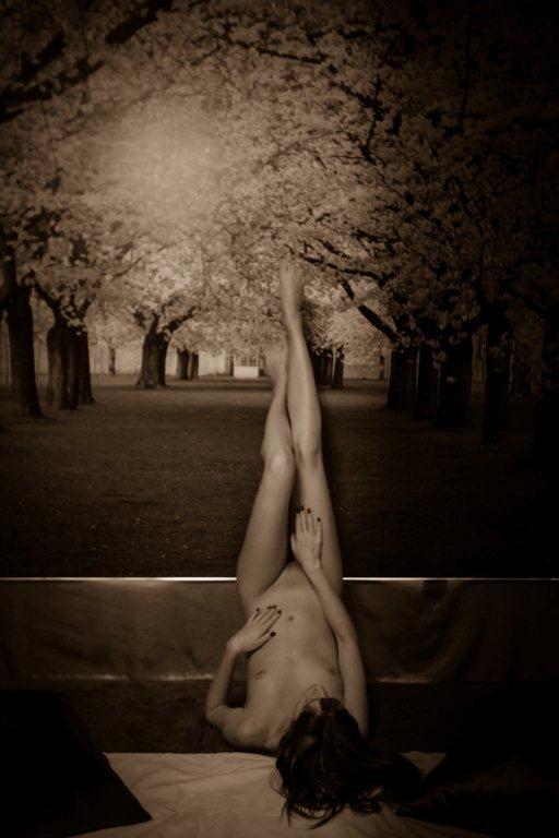 Кира - мастер эротического массажа