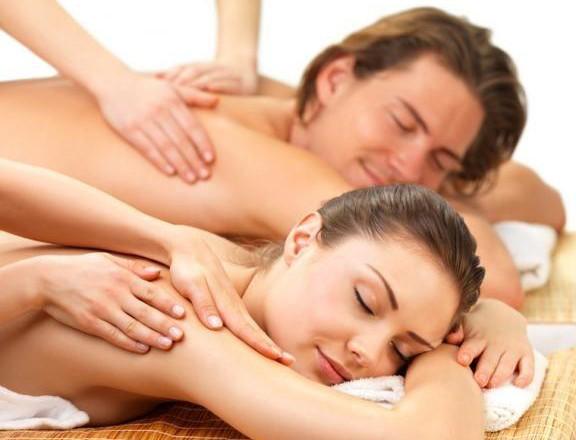 Эротический массаж — средство выражения любви