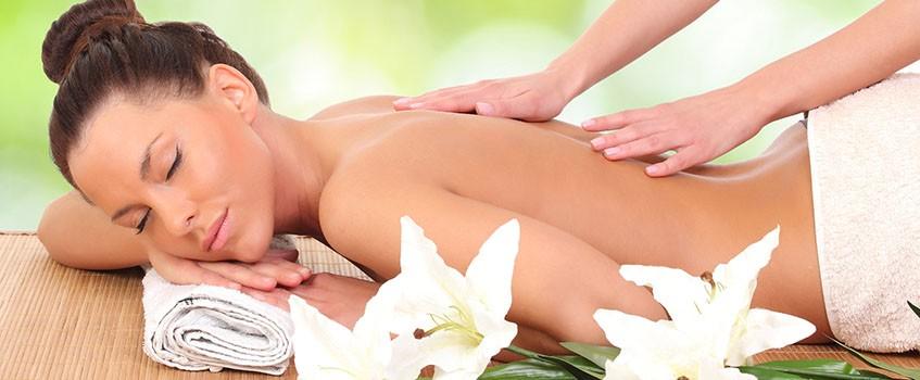Массажный салон – о классическом массаже