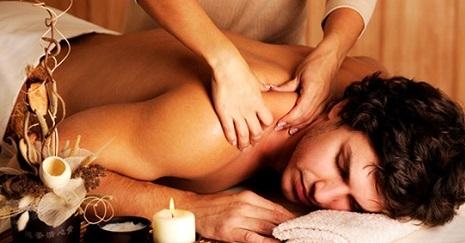 чувственный массаж