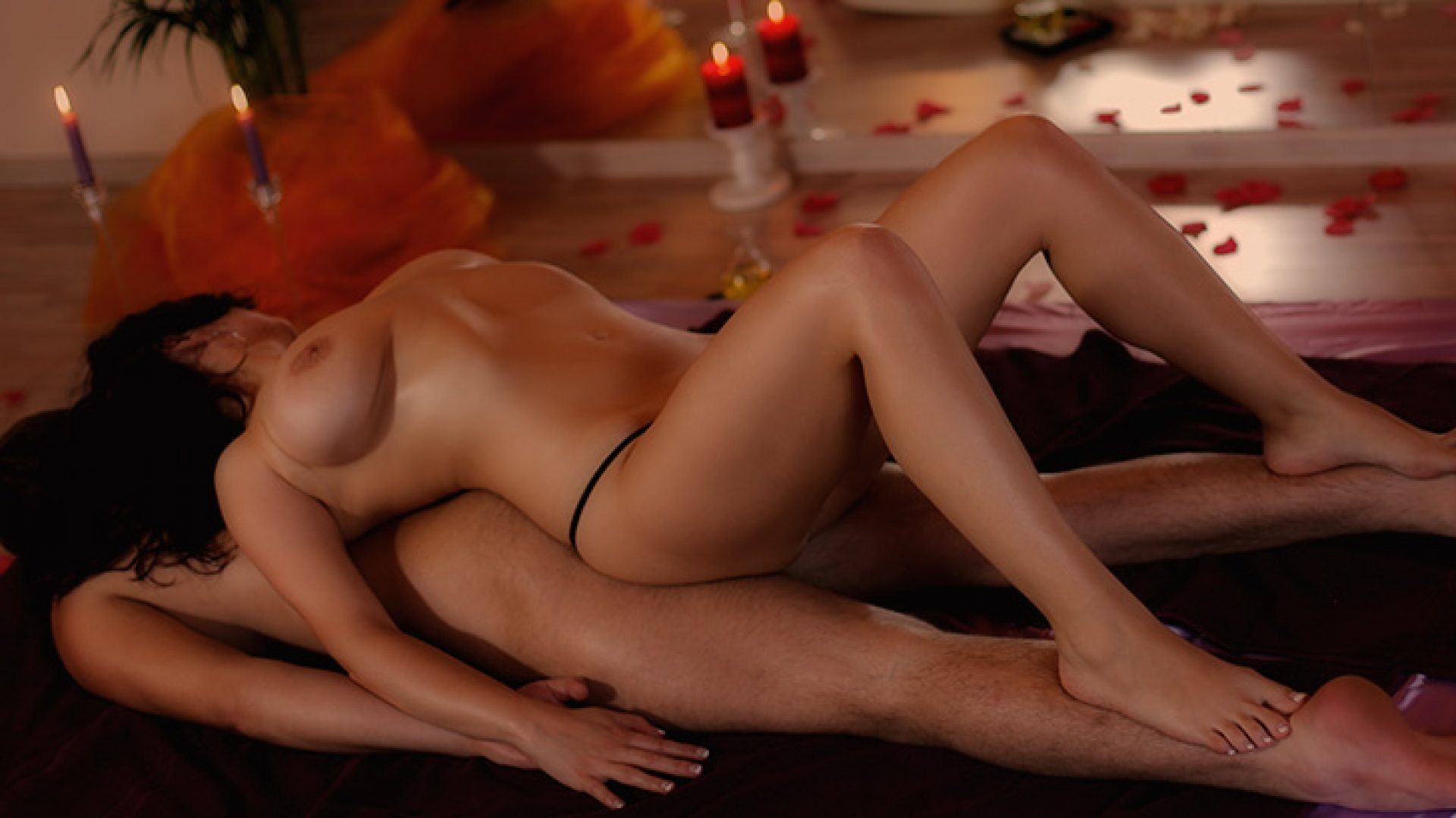Tantra naked massage video