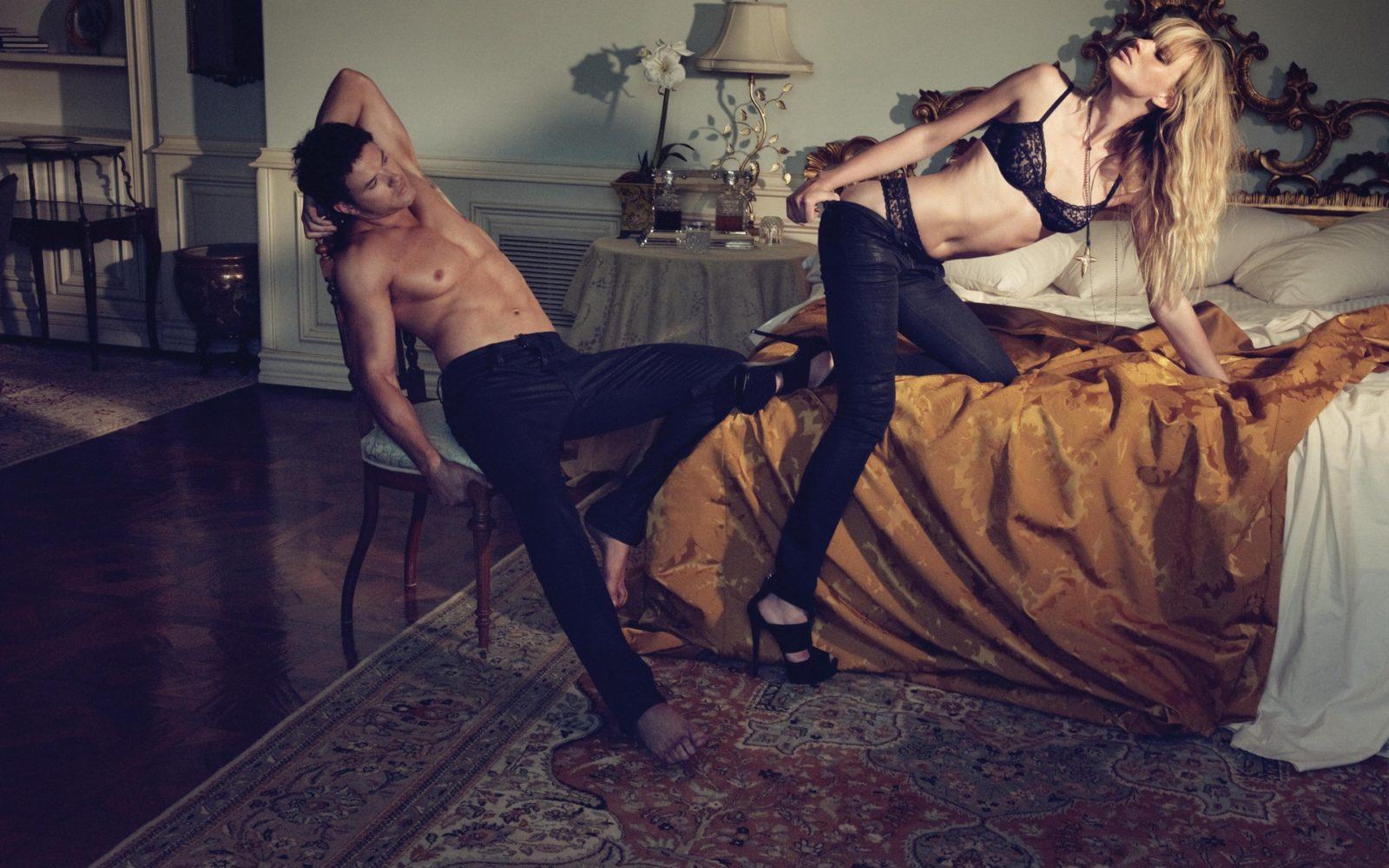 Эротический массаж для пар: для чего он нужен?
