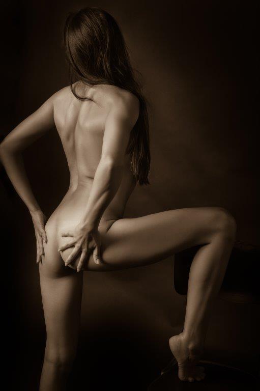 Лиза - мастер эротического массажа