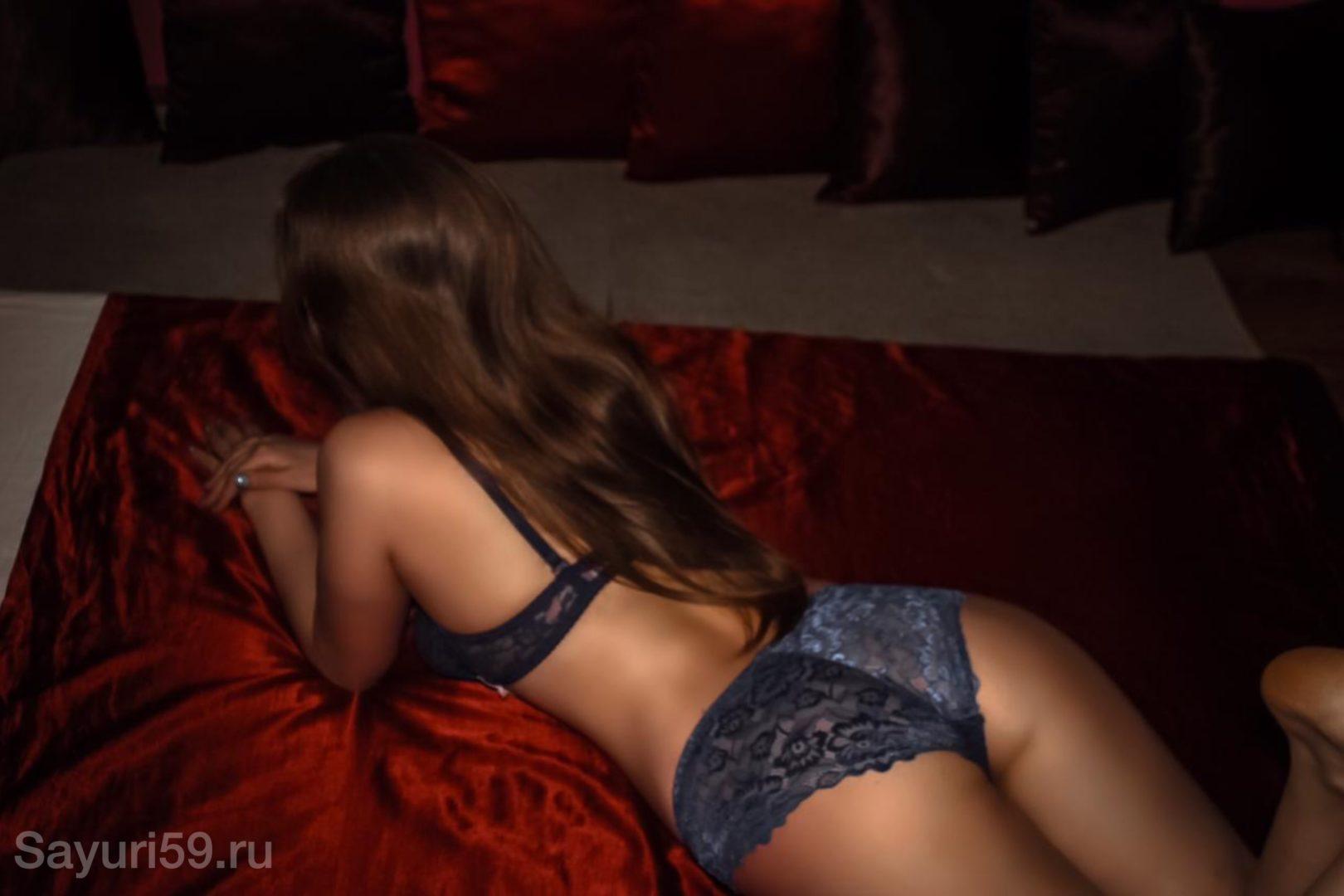 Татьяна - мастер эротического массажа