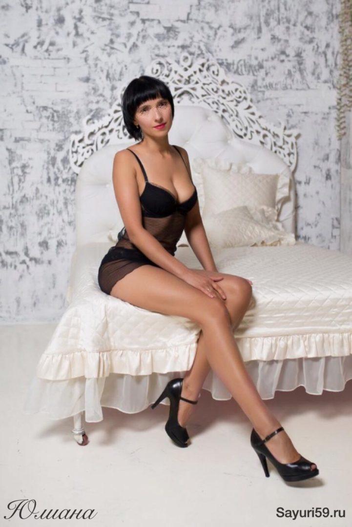 Юлиана - мастер эротического массажа