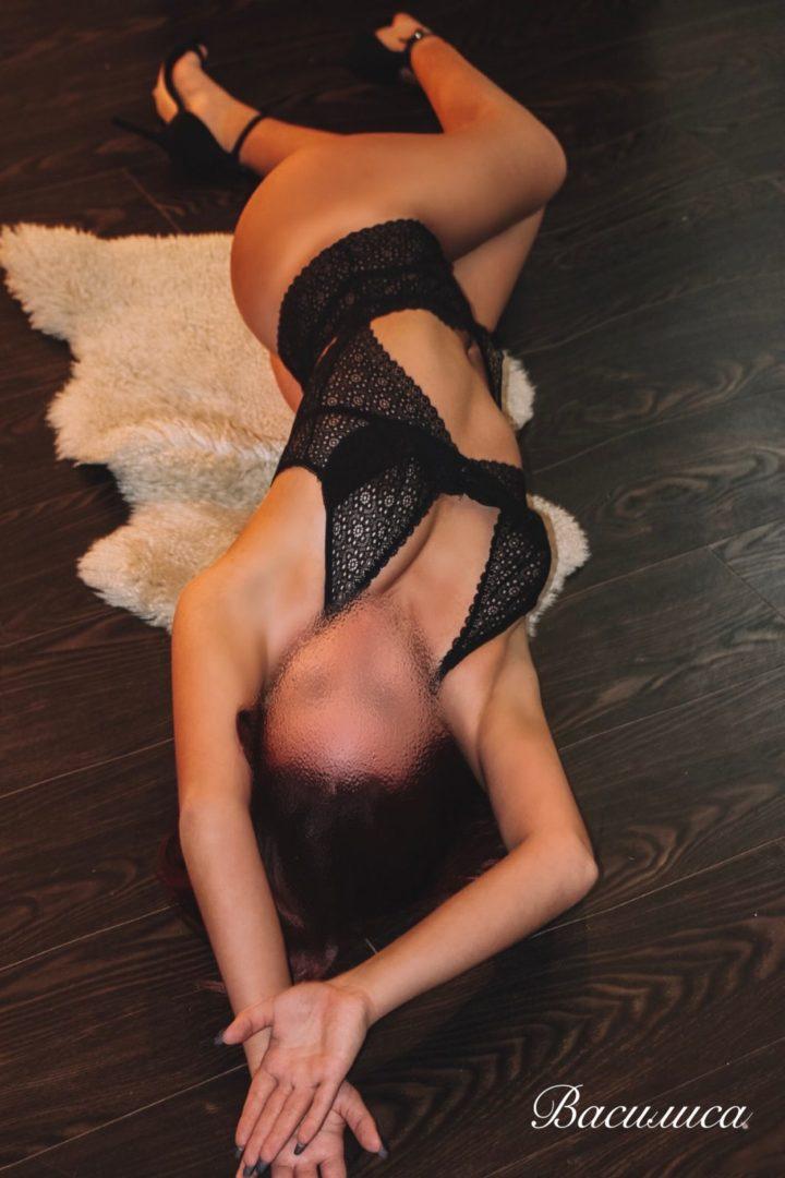 Василиса - мастер эротического массажа