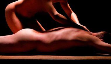 Что дает регулярное проведение эротического массажа