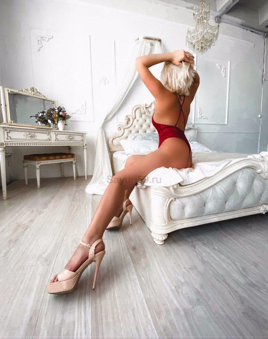 Майя - мастер эротического массажа