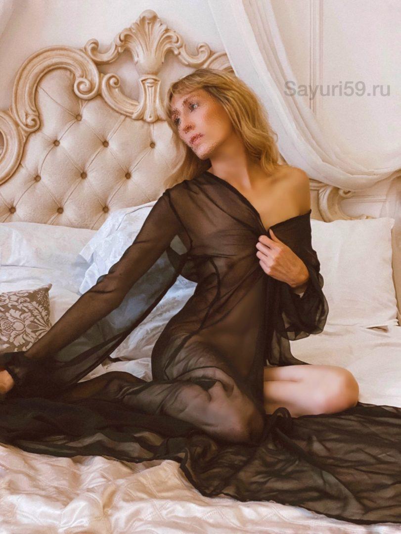 Олеся - мастер эротического массажа