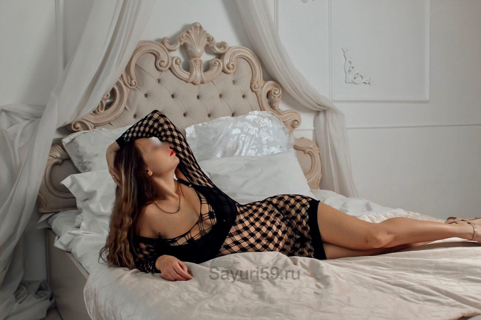 Аня - мастер эротического массажа