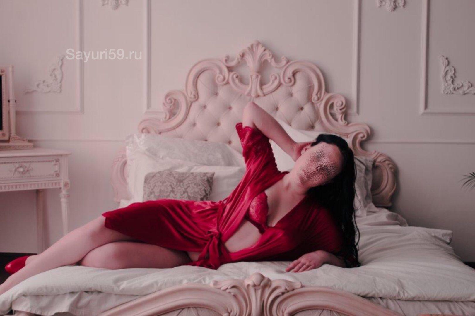 Соня - мастер эротического массажа