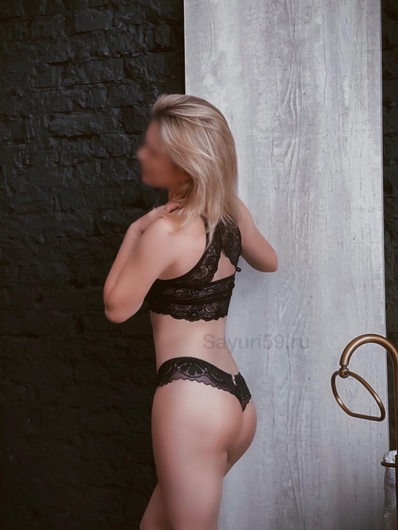 Альбина - мастер эротического массажа