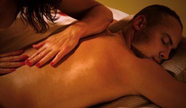 Эротический массаж для мужчин: мифы и правда